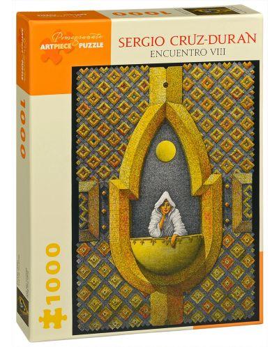 Puzzle Pomegranate de 1000 piese - Encuentro, Sergio Cruz-Duran - 1