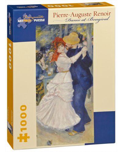Puzzle Pomegranate de 1000 piese - Dans in Bougival Pierre Renoir - 1