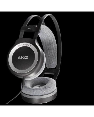 Casti AKG K512 MKII - negre - 4