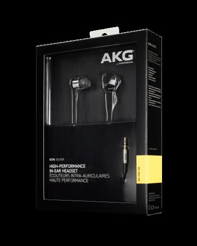 Casti AKG K374 - argintii/negre - 4