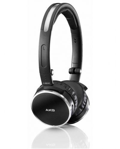 Casti AKG K490 - negre - 1