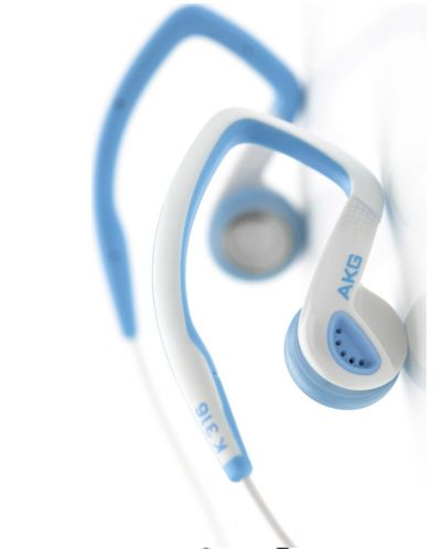 Casti AKG K316 - albastre - 2