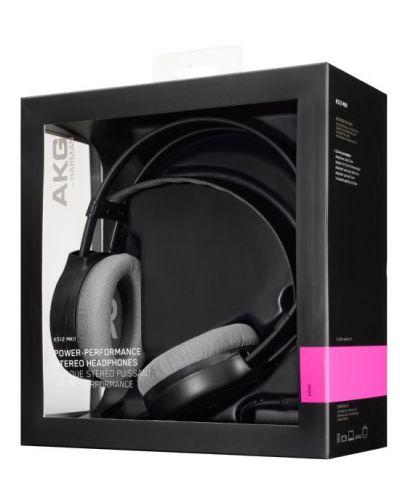Casti AKG K512 MKII - negre - 3