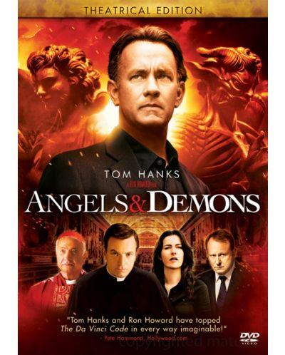 Angels &  Demons (DVD) - 1