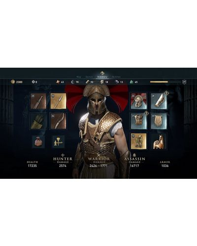 Assassin's Creed Odyssey (PS4) - 4