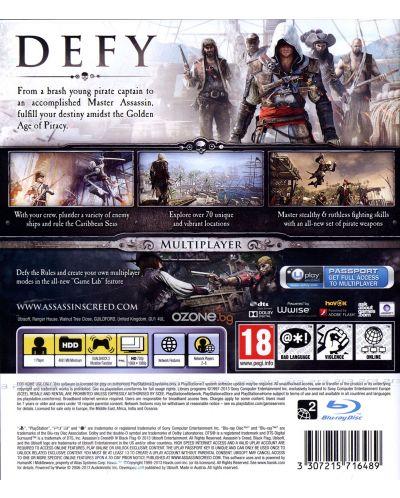 Assassin's Creed IV: Black Flag - Essentials (PS3) - 3
