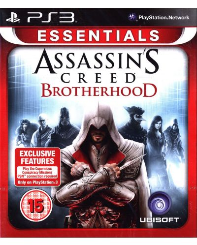 Assassin's Creed: Brotherhood - Essentials (PS3) - 1