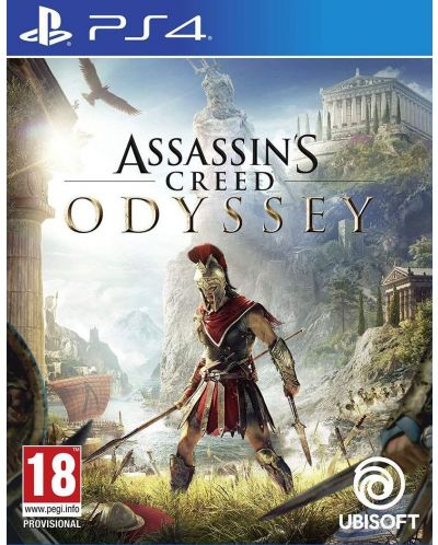 Assassin's Creed Odyssey (PS4) - 1