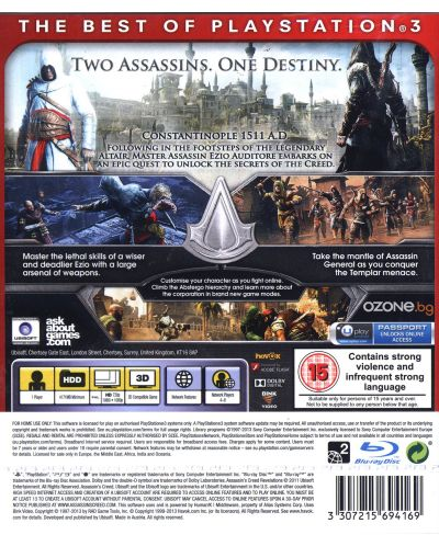 Assassin's Creed: Revelations - Essentials (PS3) - 5