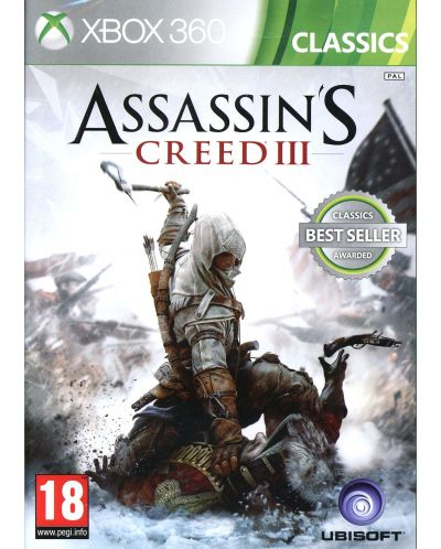 Assassin's Creed III - Classics (Xbox One/360) - 1