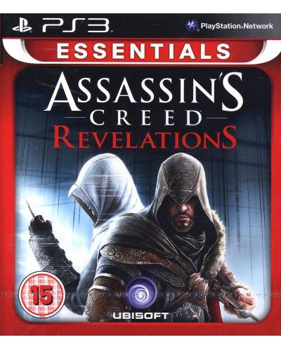 Assassin's Creed: Revelations - Essentials (PS3) - 1