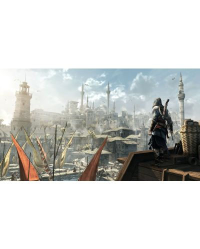 Assassin's Creed: the Ezio Collection (PS4) - 7