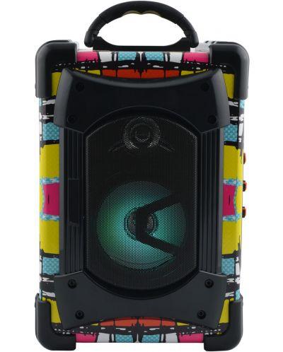 Boxa multicolora Diva - MBP20KN - 1