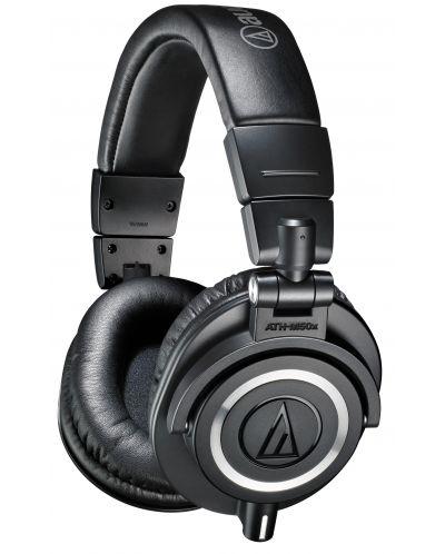Casti Audio-Technica ATH-M50X - negre - 1