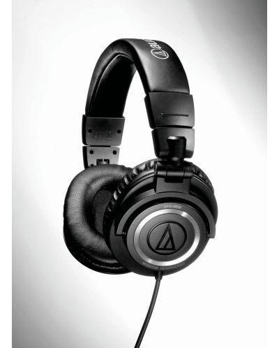 Casti Audio-Technica ATH-M50 - negre - 3