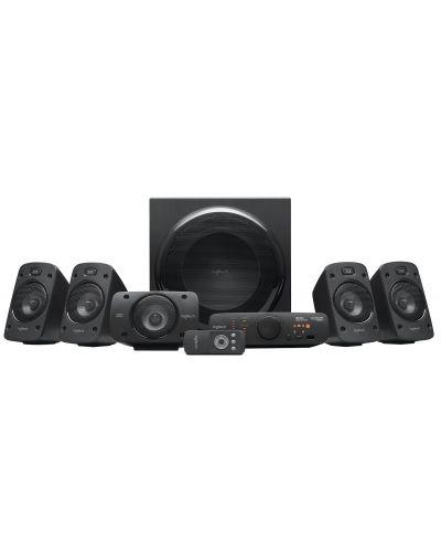Sistem audio Logitech - Z906, 5.1, negru - 1