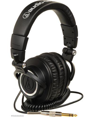 Casti Audio-Technica ATH-M50 - negre - 2