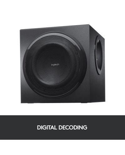 Sistem audio Logitech - Z906, 5.1, negru - 6