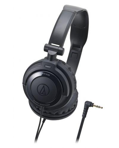 Casti Audio-Technica ATH-SJ33 - negre - 1