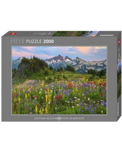 Puzzle Heye de 2000 piese - Muntii Tatoosh - 1