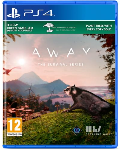 Away: The Survival Series (PS4) - 1