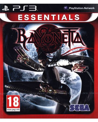 Bayonetta - Essentials (PS3) - 1