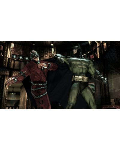 Batman: Arkham Asylum GOTY - Essentials (PS3) - 11