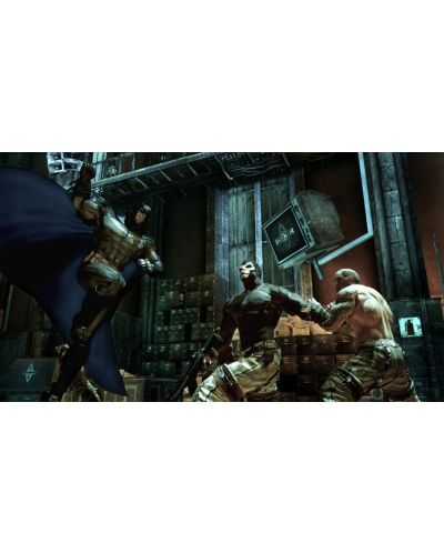 Batman: Arkham Asylum GOTY - Essentials (PS3) - 8