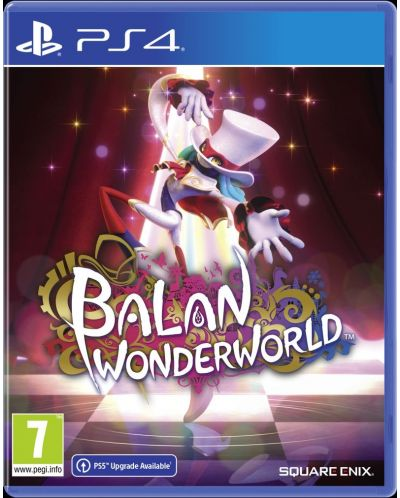 Balan Wonderworld (PS4) - 1