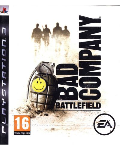 Battlefield: Bad Company (PS3) - 1