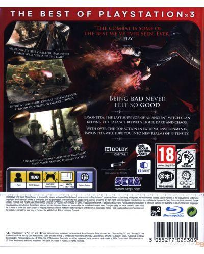 Bayonetta - Essentials (PS3) - 3