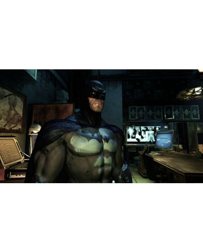 Batman: Arkham Asylum GOTY - Essentials (PS3) - 12
