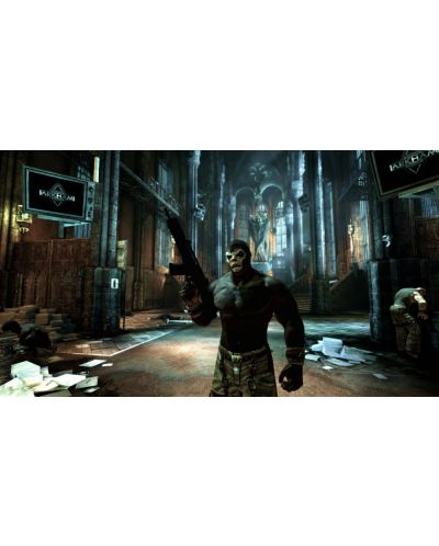 Batman: Arkham Asylum GOTY - Essentials (PS3) - 5