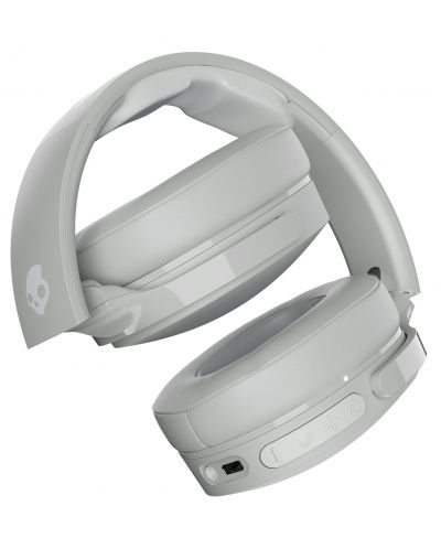 Casti wireless cu microfon Skullcandy - Hesh Evo, gri - 5