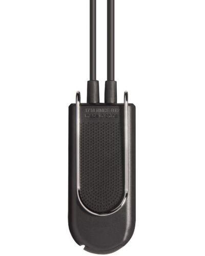 Casti wireless cu microfon Shure - SE425, argintii - 3