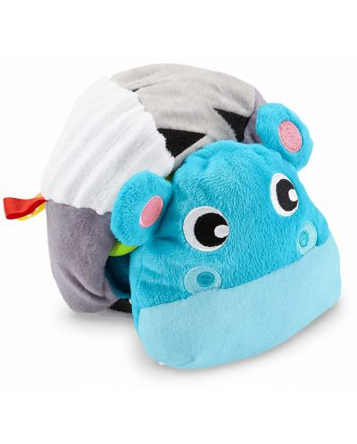 Jucarie pentru bebelusi Fisher Price - Hipopotam, 2 in 1 - 3