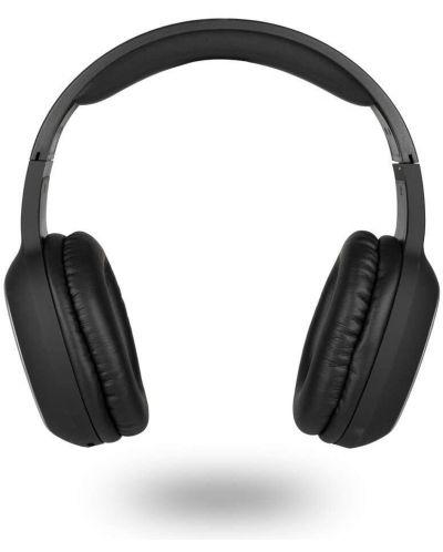 Casti wireless cu microfon NGS - Artica Pride, negre - 2