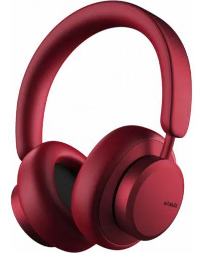 Casti wireless cu microfon Urbanista - Miami, ANC, rosii - 1