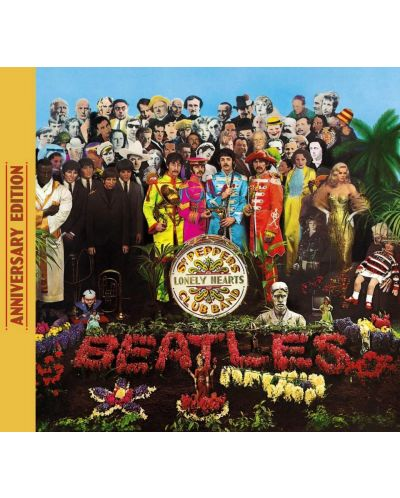 The Beatles - Sgt. Pepper's Lonely Hearts Club Band (2 CD) - 1