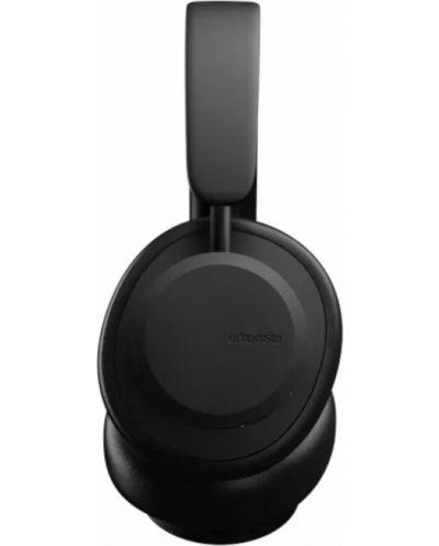 Casti wireless cu miceofon Urbanista - Miami, ANC, negre - 2