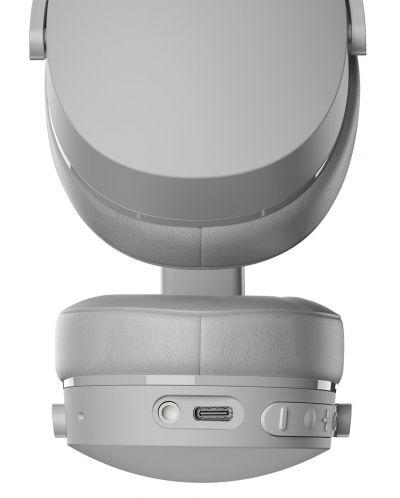 Casti wireless cu microfon Skullcandy - Hesh Evo, gri - 6