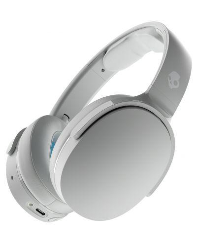 Casti wireless cu microfon Skullcandy - Hesh Evo, gri - 3