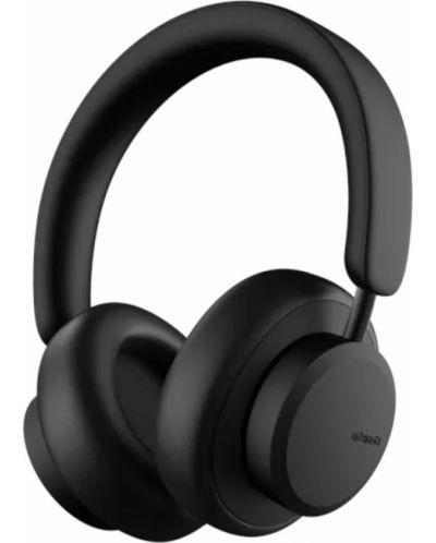 Casti wireless cu miceofon Urbanista - Miami, ANC, negre - 1
