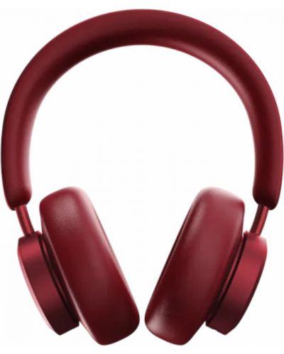 Casti wireless cu microfon Urbanista - Miami, ANC, rosii - 3