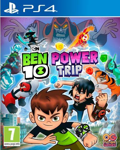 Ben 10: Power Trip! (PS4) - 1