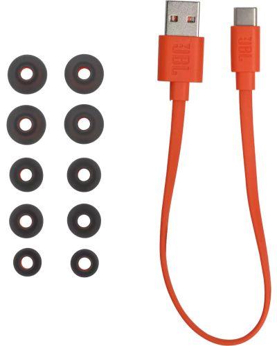 Casti wireless cu microfon JBL - Live Pro+, ANC, TWS, negre - 10