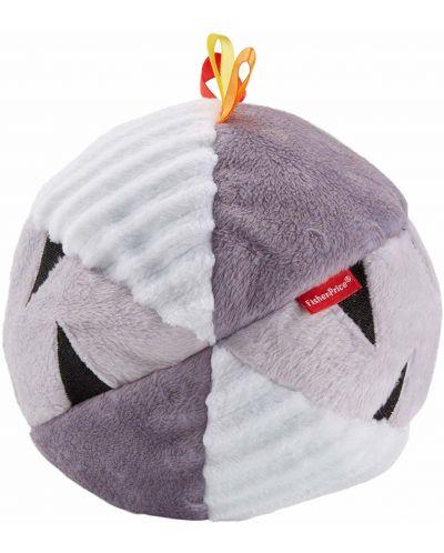 Jucarie pentru bebelusi Fisher Price - Hipopotam, 2 in 1 - 4