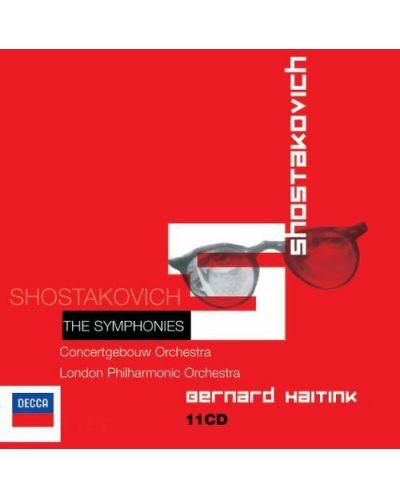 Bernard Haitink - Shostakovich: The Symphonies (CD Box) - 1