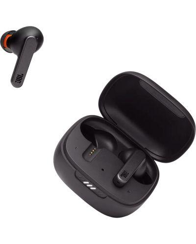 Casti wireless cu microfon JBL - Live Pro+, ANC, TWS, negre - 5