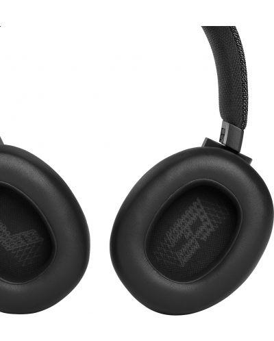 Casti wireless cu microfon JBL- LIVE 660NC, negre - 6